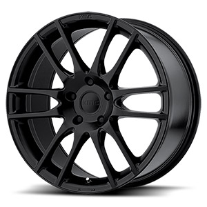 KMC KM696 Pivot Satin Black