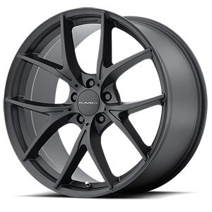 KMC KM694 Wishbone Satin Black