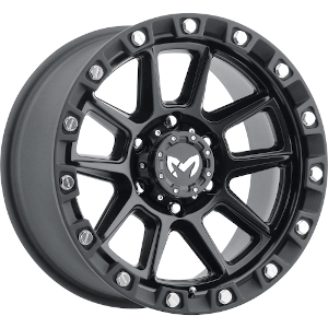 MKW Offroad M205 Satin Black