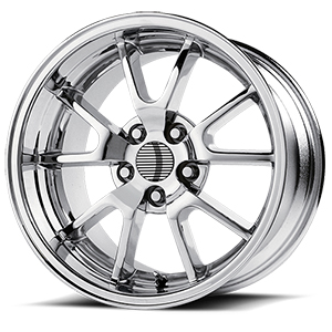 OE Performance 118 Chrome