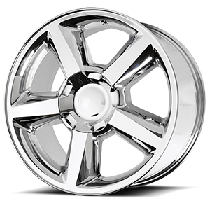 OE Performance 131 Chrome