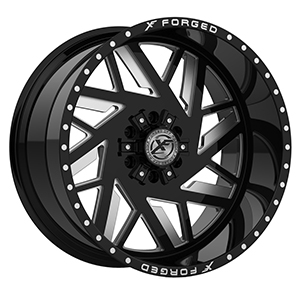 XF Forged XFX 306 Black Milled
