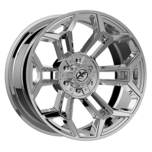 XF Forged XFX 308 Chrome
