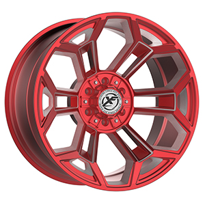 XF Forged 308 Red Milled