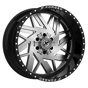 XF Forged XFX-306 Gloss Black Brushed