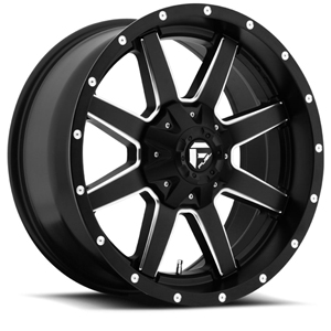Fuel Maverick D538 Black