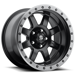Fuel Trophy D551 Black