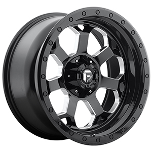 Fuel Savage D563 Black