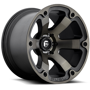 Fuel Beast Deep D564 Black