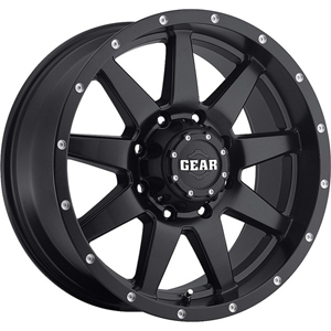 Gear Offroad Overdrive 728 Carbon Black