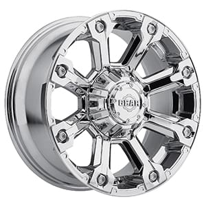 Gear Offroad Backcountry 719 Chrome