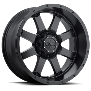 Gear Offroad Big Block 726 Satin Black