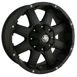Mayhem Chaos 8030 Black
