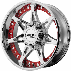 Moto Metal MO961 Chrome