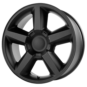 Wheel Replicas Tahoe LTZ V1164 Matte Black