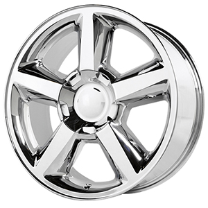 Wheel Replicas Tahoe LTZ V1164 Chrome