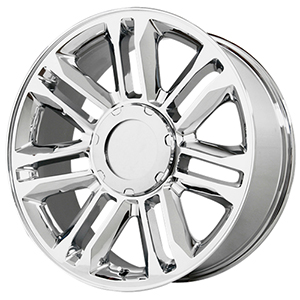 Wheel Replicas Platinum V1165 Chrome