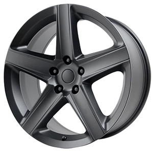 Wheel Replicas Jeep SRT-8 V1169 Matte Black