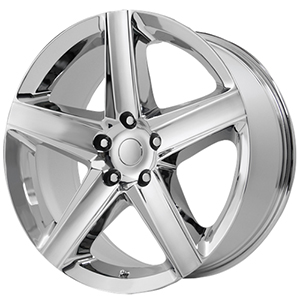 Wheel Replicas Jeep SRT-8 V1169 Chrome