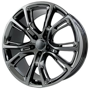 Wheel Replicas Jeep SRT-8 V1171 PVD Black Chrome