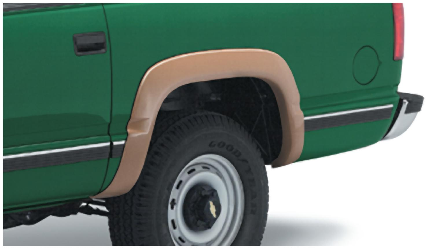 FENDER FLARES CHEVY SUBURBAN 92-99 TAHOE 95-99 2DR