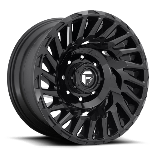 Fuel Offroad Cyclone D682 Black Photo