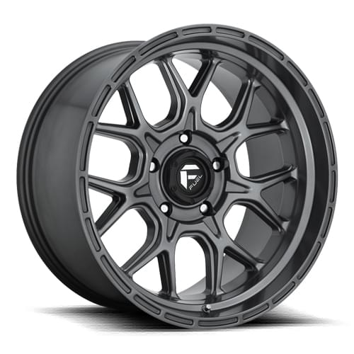 Fuel Offroad Tech D672 Gunmetal Photo