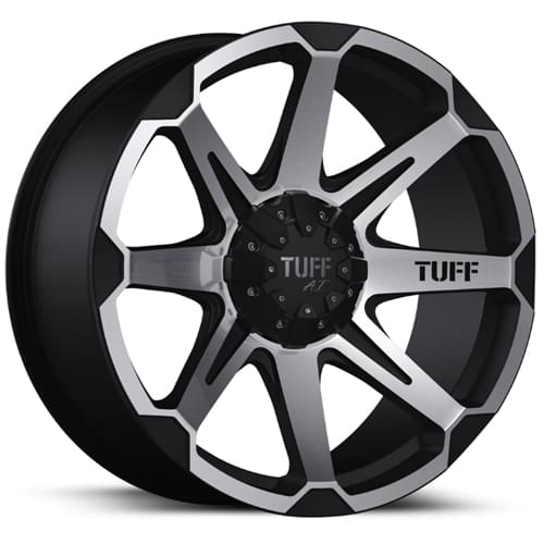 Tuff T05 Machined Photo