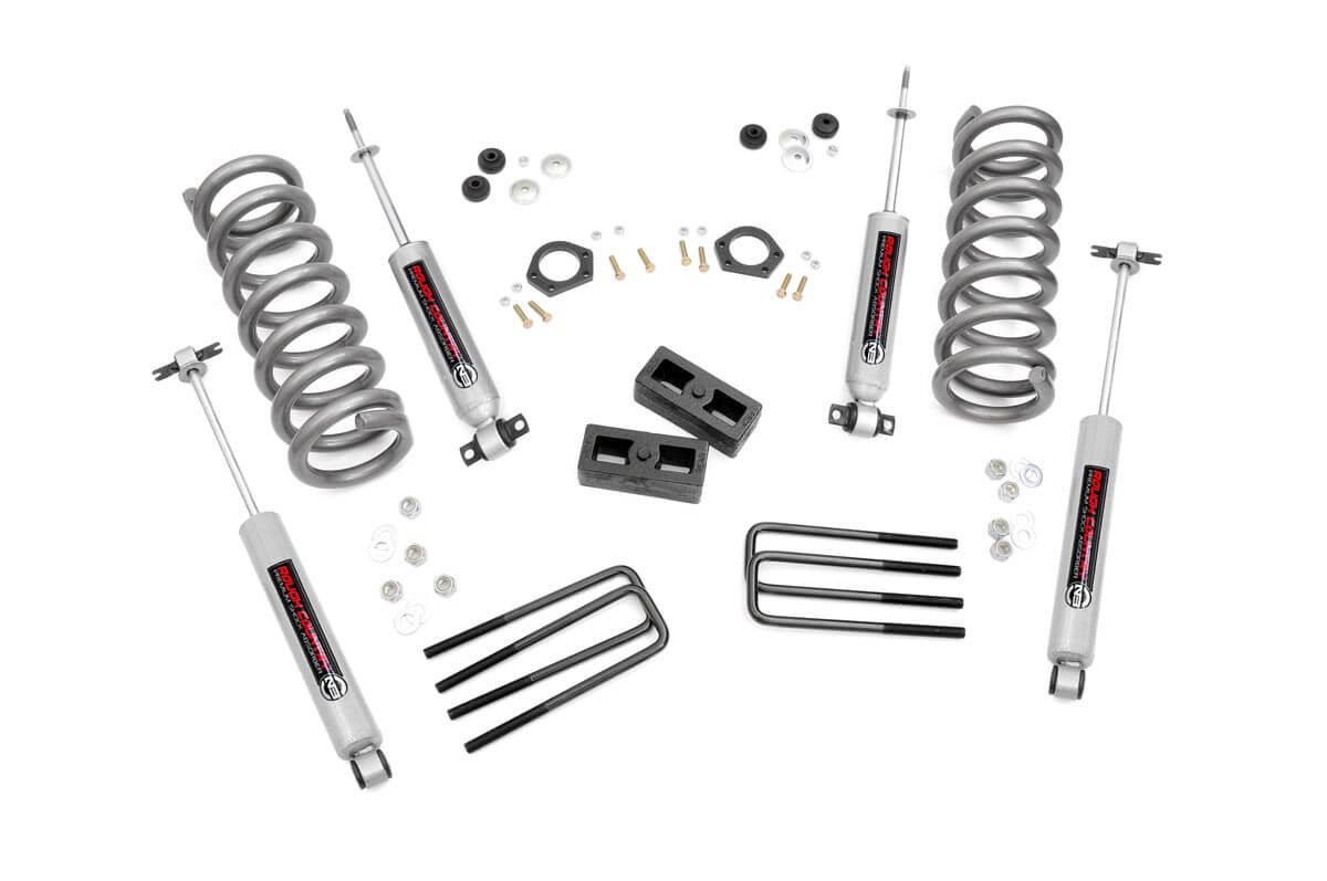 2in GM Suspension Lift Kit