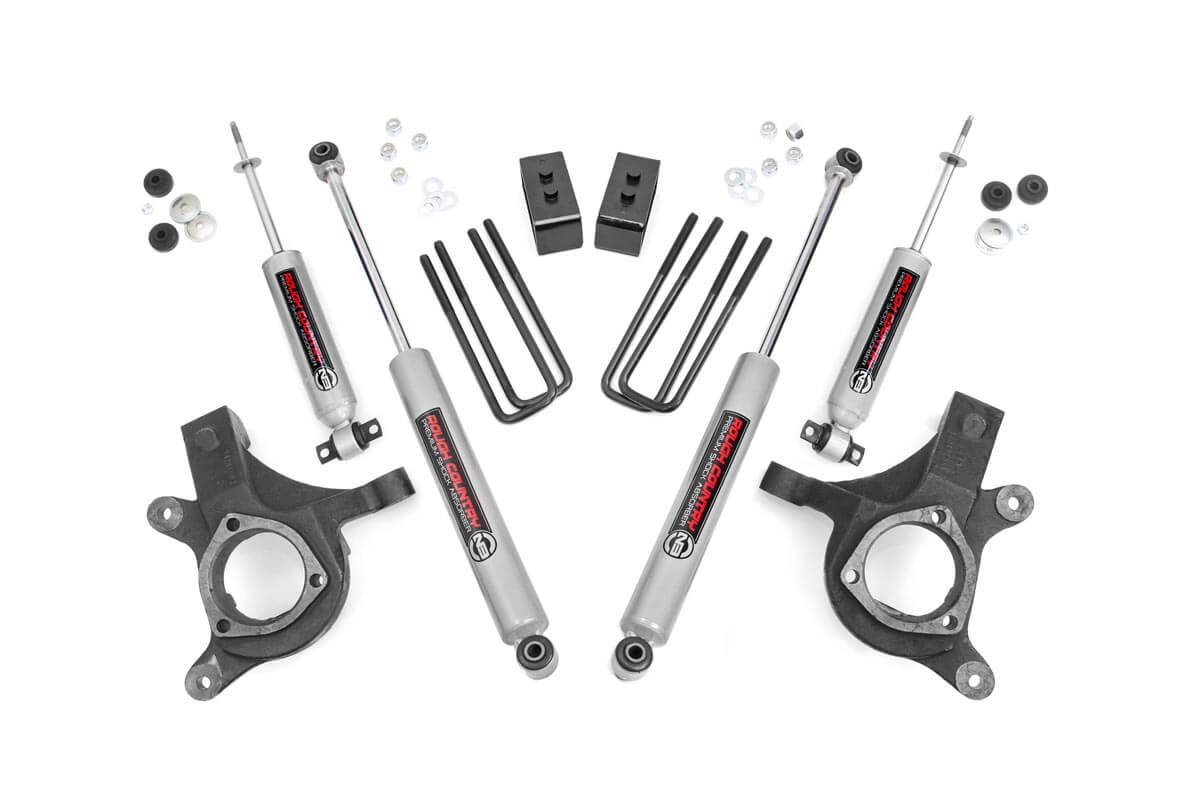 3-inch Suspension Leveling Lift Kit