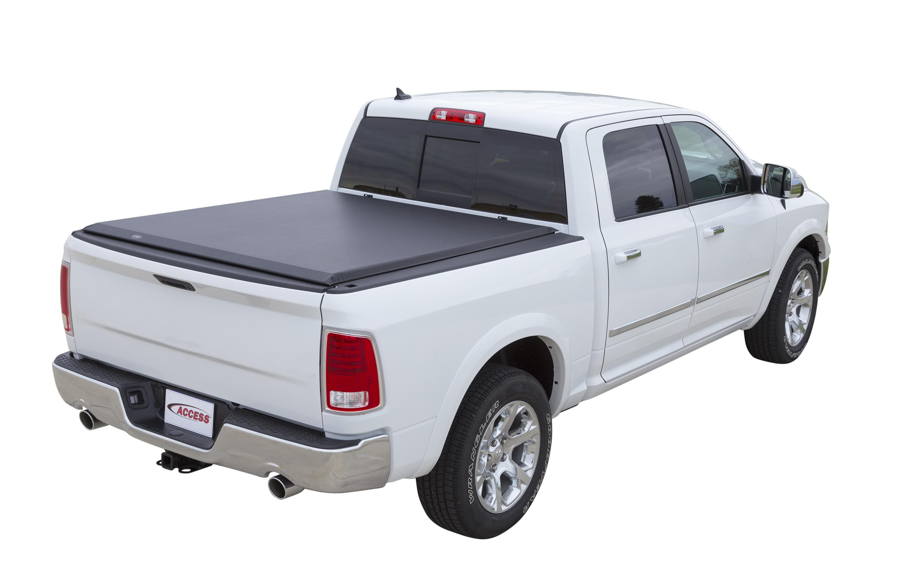 Literider Roll Up Tonneau Cover 5 Ft 7 In Bed W Rambox Carg