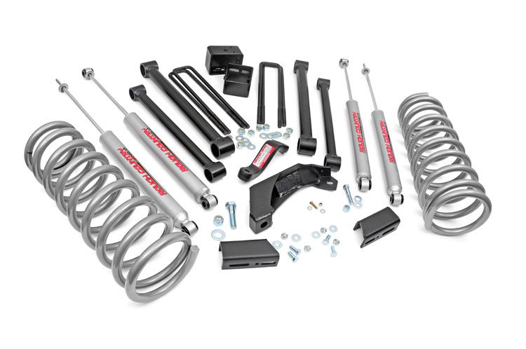 5-inch Series II Suspension Lift Kit