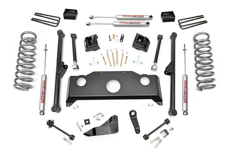 5-inch Long Arm Suspension Lift Kit