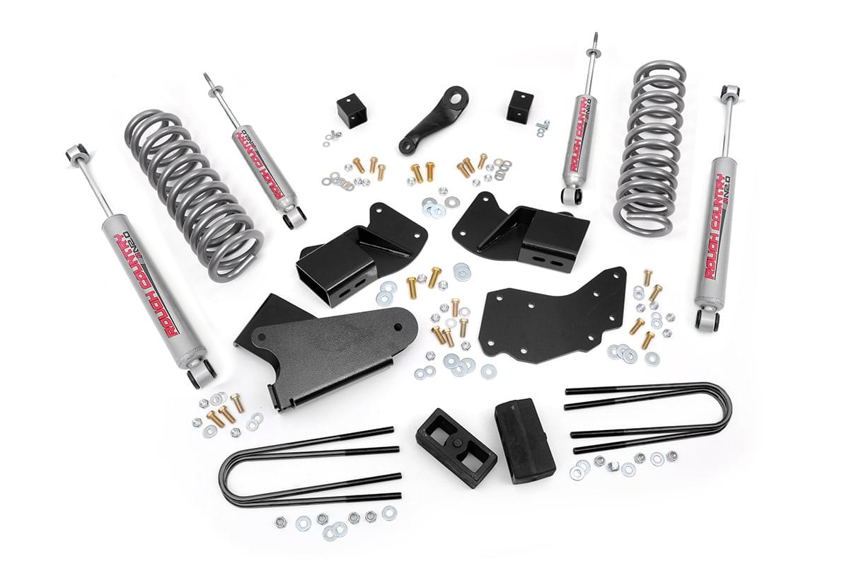 4-inch Suspension Lift Kit