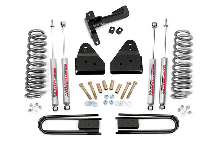 3-inch Series II Suspension Lift Kit