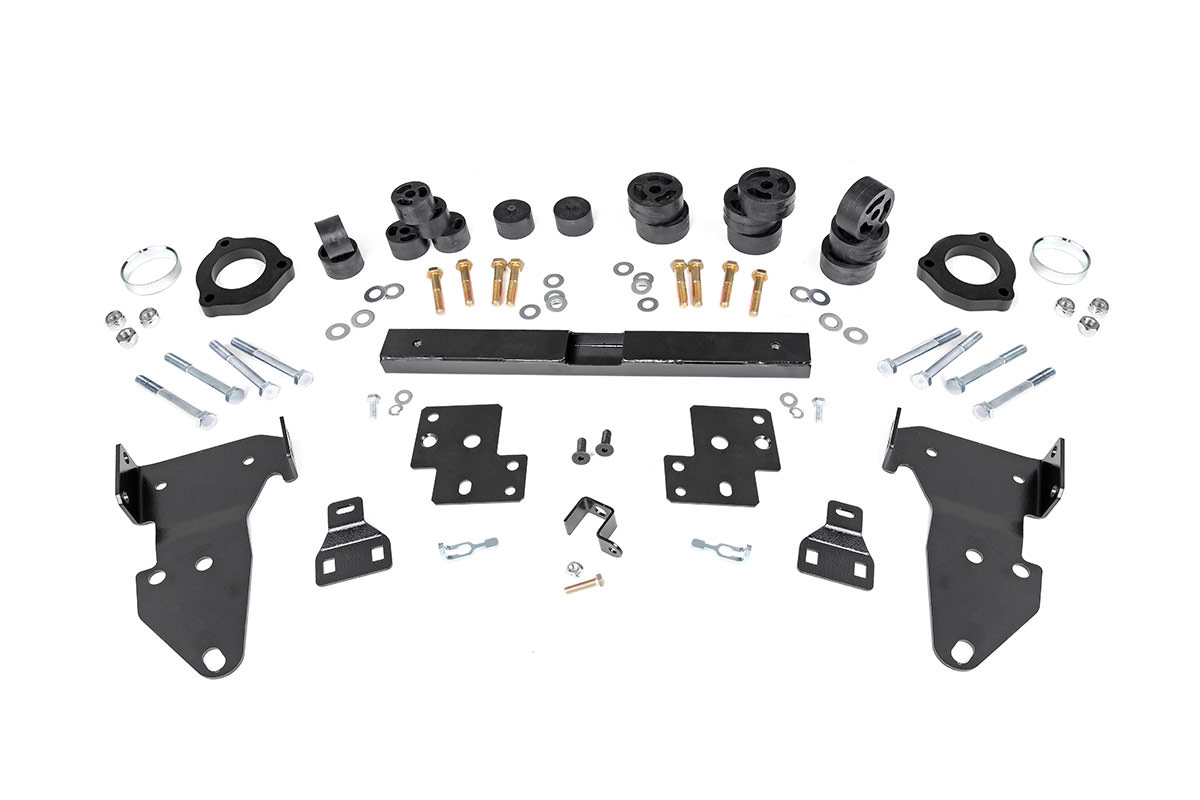 3.25-inch Suspension & Body Lift Combo Kit
