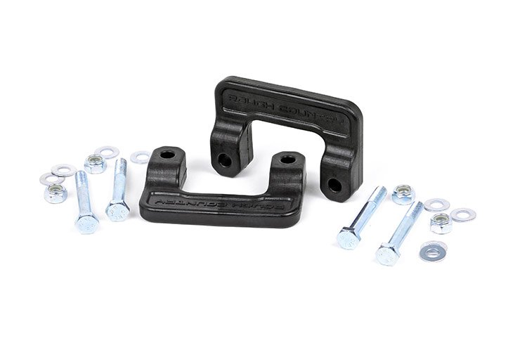 2-inch Suspension Leveling Kit (Steel Control Arms
