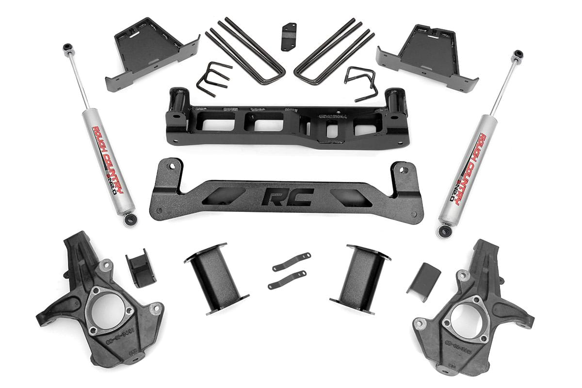 7.5-inch Suspension Lift Kit