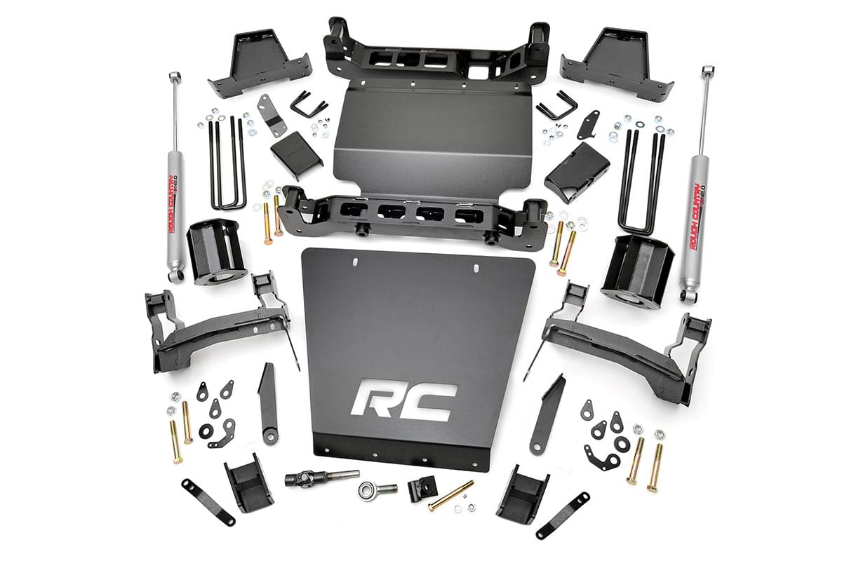 Rough Country 7-inch Suspension Lift Kit