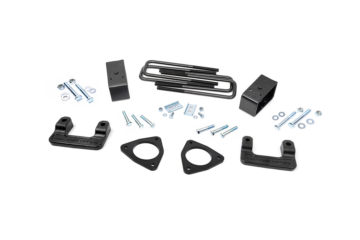 2.5-inch Denali Magneride Suspension Leveling Lift Kit (Factory